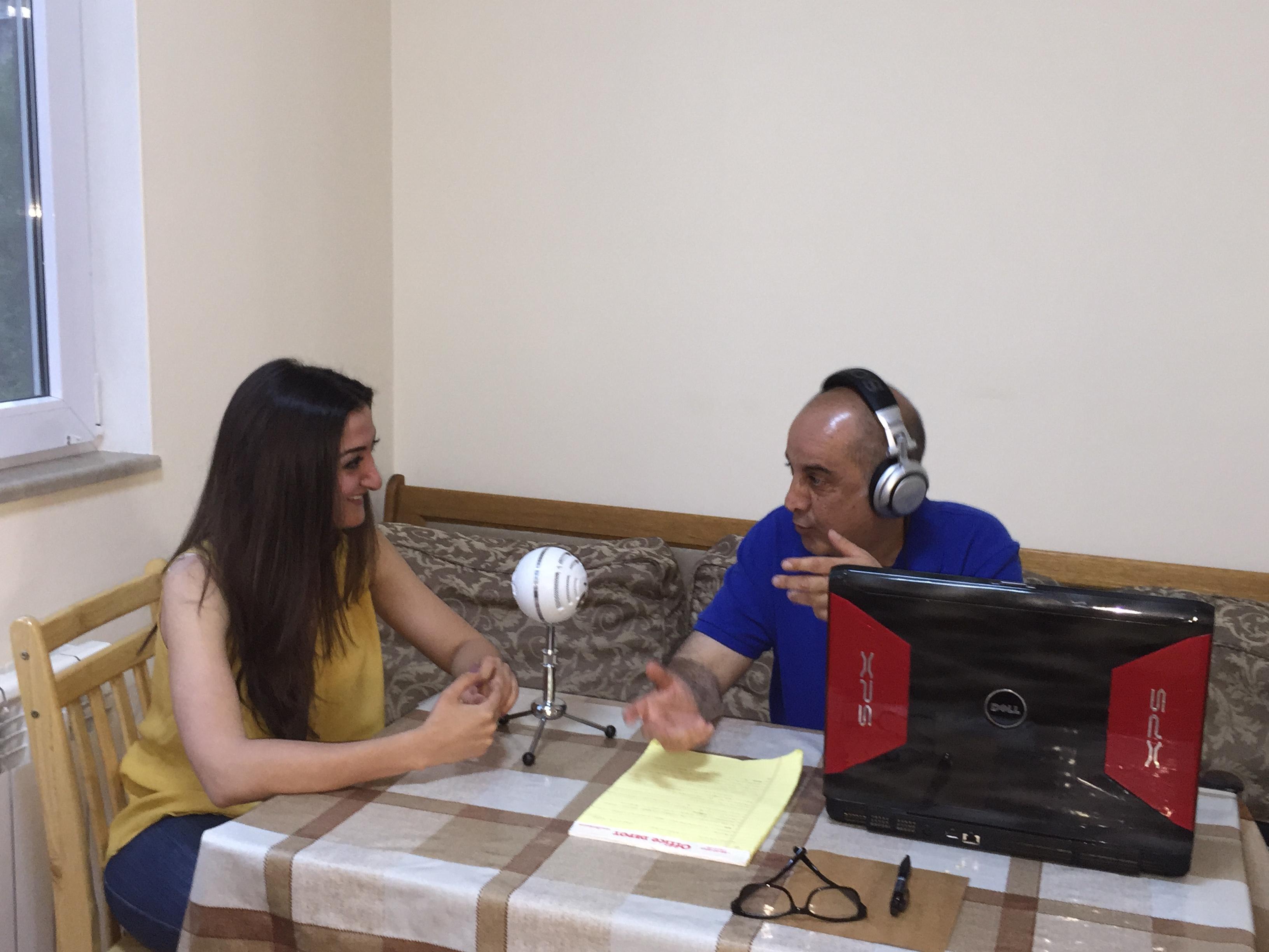 Sevana Tchakerian from Collectif Medz Bazar